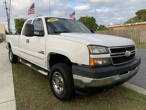 2006 Chevy 2500 HD LT Diesel for Sale in West Palm Beach, FL