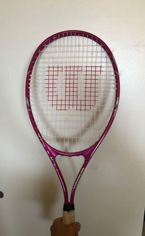Used Wilson Tennis Racket for Sale in San Diego, CA