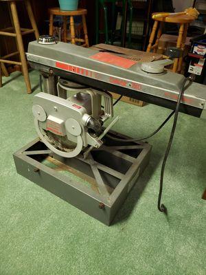 Dewalt radial arm saw for Sale in Vernon, CT