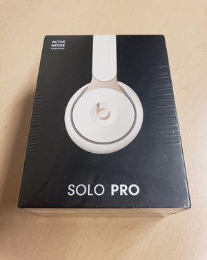 New Beats Solo Pro Bluetooth Wireless On-Ear Headphones for Sale in Orange, CA