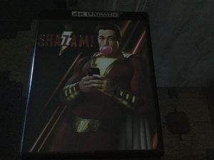 Shazam 4K digital copy for Sale in Pinellas Park, FL