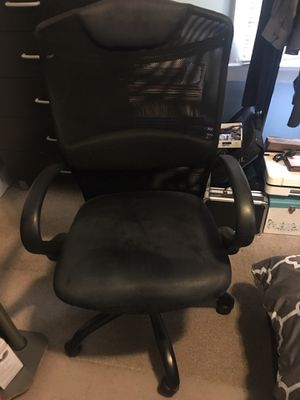 """Computer/Office Chair Swivel Black Mesh with Arms """"Great Buy"""" for Sale in Ventura, CA"""
