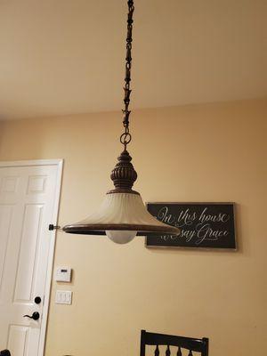 Hanging light fixture for Sale in Sun City, AZ