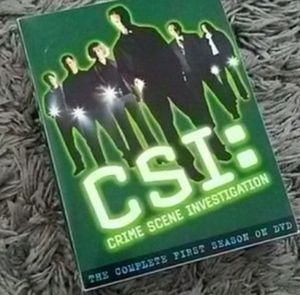 CSI season 1 dvds for Sale in South Gate, CA