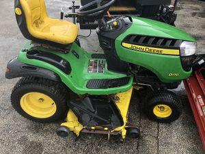 Lawn mower d170 John Deere tractor for Sale in West Palm Beach, FL