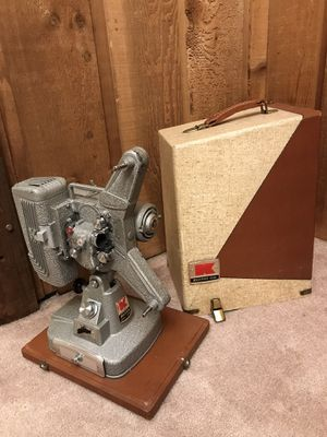 Keystone 109D 8mm Film Vintage Movie Projector for Sale in Hanover Park, IL
