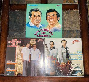 Los Cadetes de Linares 3 Sealed Vinyl Records LP for Sale in Burbank, CA