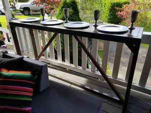 Sofa table, kitchen island or narrow dining table. for Sale in Federal Way, WA