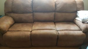 Recliner couch for Sale in Durham, NC