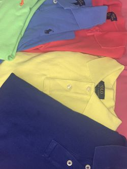 Polo Ralph Lauren Shirts for Sale in Irving,  TX