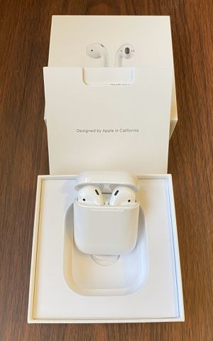 AirPods 2 - Under Warranty for Sale in Bloomington, IL