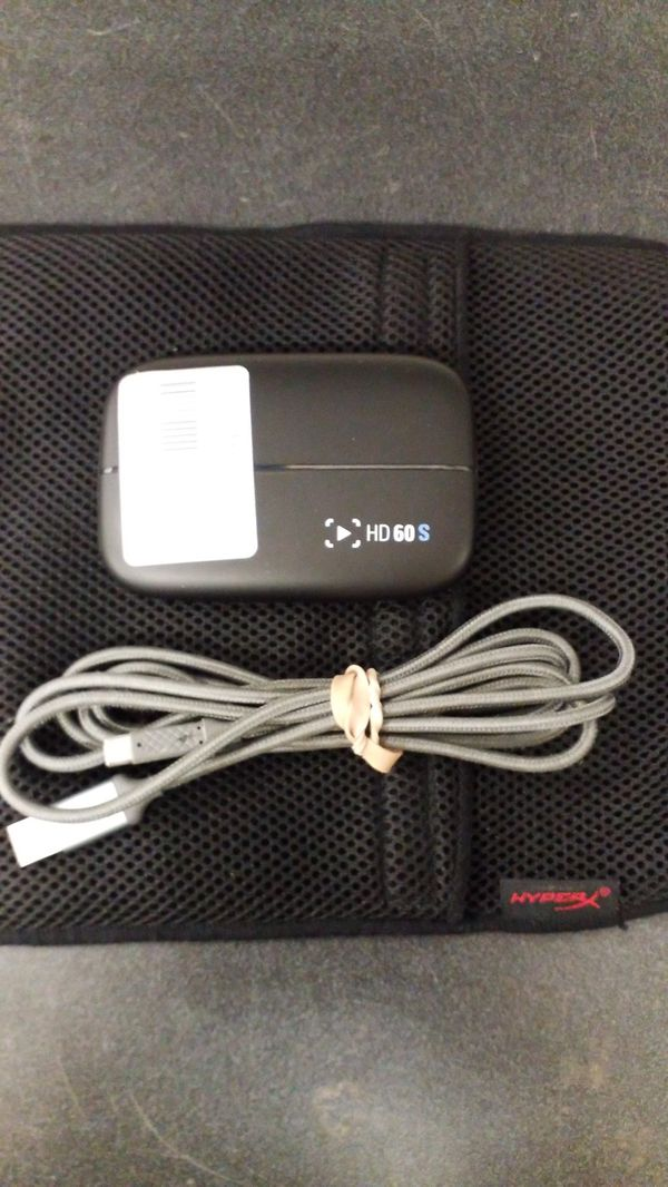 Elgato HD 60 S Capture Card