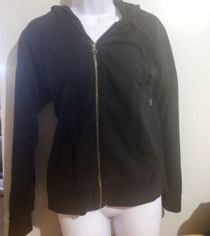 Black hoodie jacket sweater small for Sale in Atlanta, GA