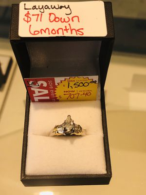 18kt Engagement Ring (sz 7) for Sale in Oklahoma City, OK