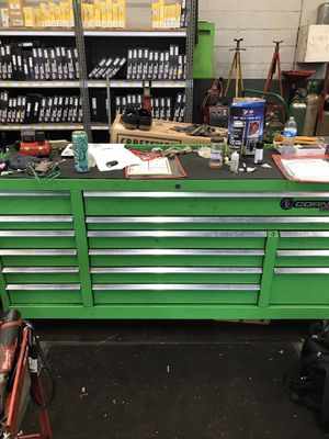 Cornwell Pro Series Tool Box 74in long. for Sale in Nashville, TN