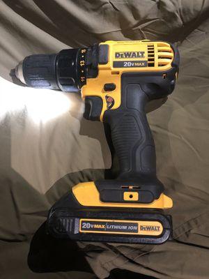 Dewalt drill for Sale in Goshen, IN