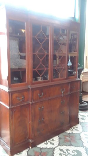 China Cabinet/Desk for Sale in Norfolk, VA