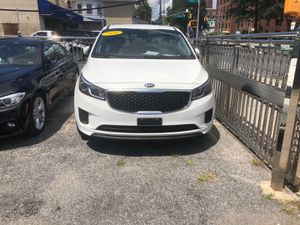 2016 Kia Sedona LX Minivan for Sale in Queens, NY