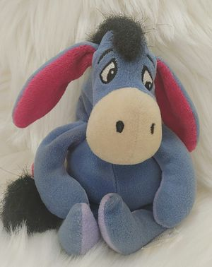 Small Eeyore plush toy for Sale in Murray, UT