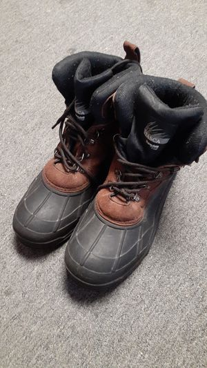 Itaska thinsulate boots. Mens size 11. for Sale in Wichita, KS