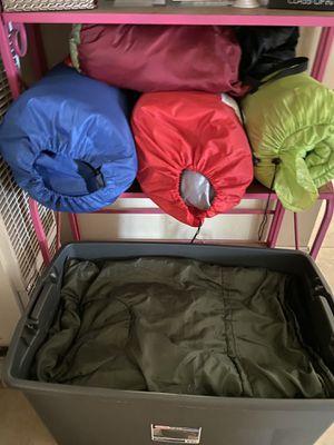 sleeping bags for Sale in San Bernardino, CA