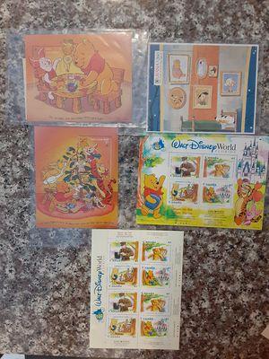 Rare Disney Stamps for Sale in Layton, UT