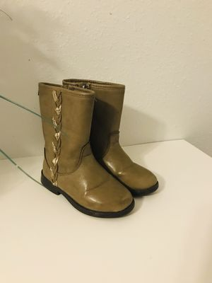 Toddler Girls Boots — size 9 M for Sale in Avon, IN