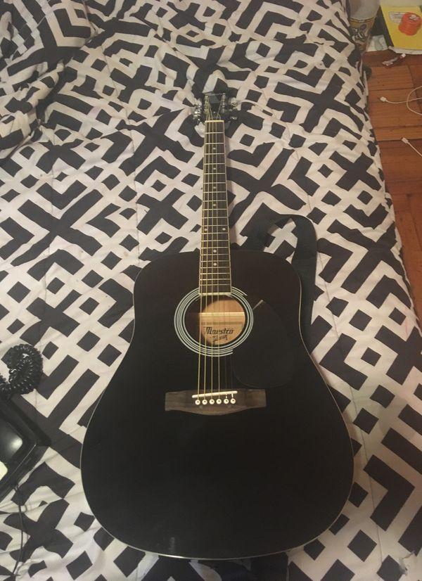 Maestco Guitar new