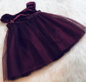 Old Navy Burgandy Formal Dress *18-24 Months for Sale in Gresham, OR