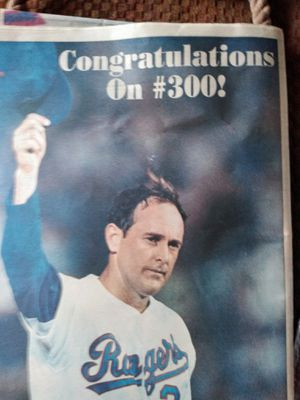 Nolan. Ryan celebrity his 300 for Sale in Arlington, TX