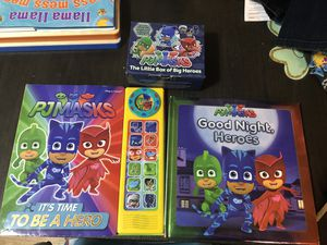 PJ Masks Books for Sale in Tea, SD