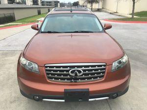 2006 INFINITI FX35 RWD for Sale in Austin, TX
