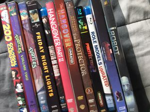 DVDs/Blu-ray's for Sale in Garden Grove, CA