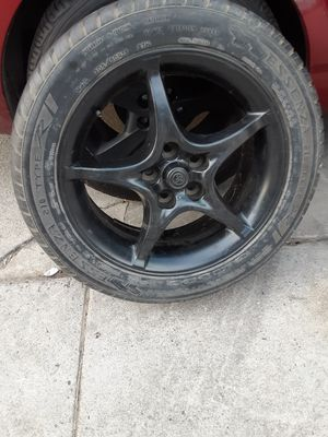 205 55 60 R16 Toyota rims for Sale in Anaheim, CA