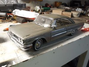 1963 ford galaxie 500 xl. 1/18 for Sale in Millersville, MD