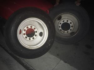 Tires 11R 24.5 for Sale in Anaheim, CA