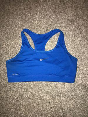 Nike, Blue Sports Bra, Women's Large for Sale in East Wenatchee, WA
