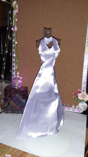 Barbie Doll Evening Gown Dress for Sale in Pomona, CA