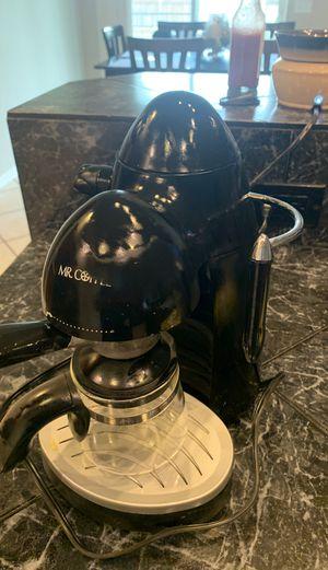 Mr. Coffee expresso for Sale in Pasco, WA