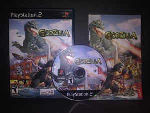 PS2 Godzilla Save The Earth for Sale in Apple Valley, CA