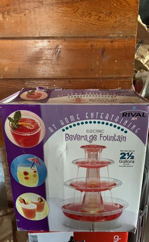 Beverage fountain for Sale in Austin, TX