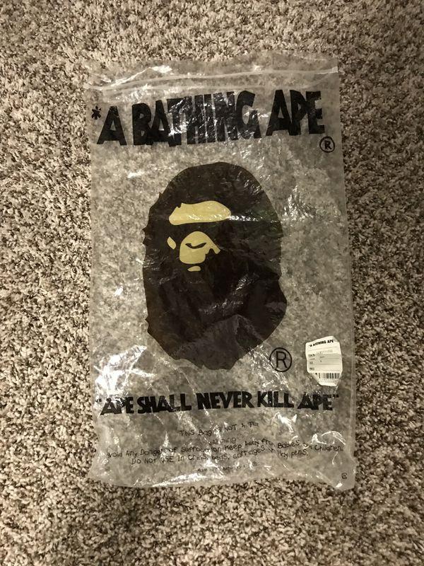 Bape size medium