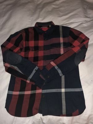 Burberry Flannel for Sale in Lake Forest, CA