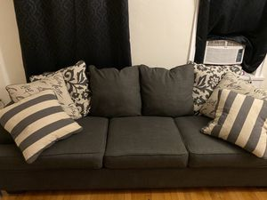 New Ashley couch with warranty for Sale in The Bronx, NY