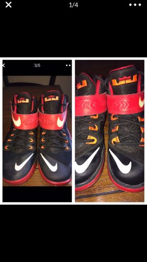 Nike Lebron size 7 youth and 12 c for Sale in South Gate, CA
