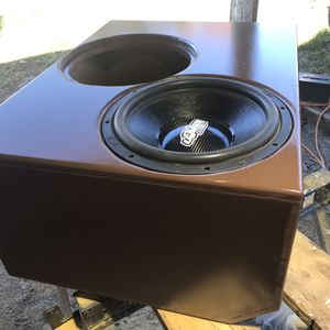 Custom Subwoofer Enclosure 2 15s (ANY VEHICLE ) for Sale in Swansea, SC