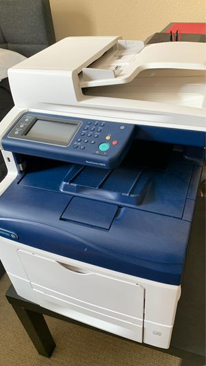 Xerox color printer - works great- workcenter 6505 for Sale in Chula Vista, CA