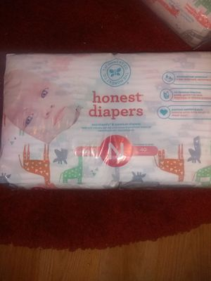 Honest diapers for Sale in Philadelphia, PA