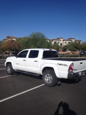 2014 Toyota Tacoma OffRoad for Sale in Gilbert, AZ