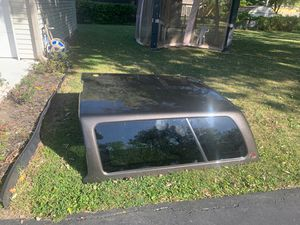 Leer Camper shell for 04-08 Ford F-150 160$ 5.5 GREAT SHAPE for Sale in Carmel, IN